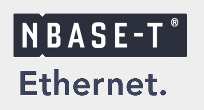 Logo NBASE-T Ethernet