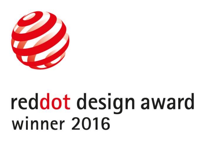 Reddot Design Award 2016