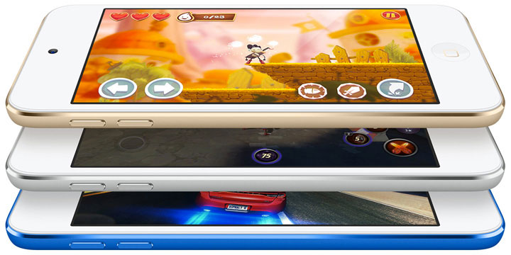 iPod touch 7è génération 2019