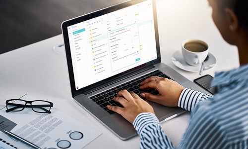 Application Synology Drive sur MacBook Pro