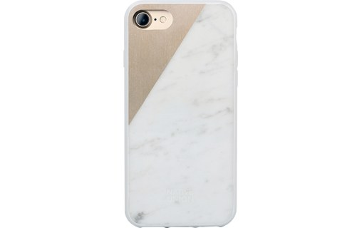 Native Union Clic Marble - Coque pour iPhone 7 / iPhone 8