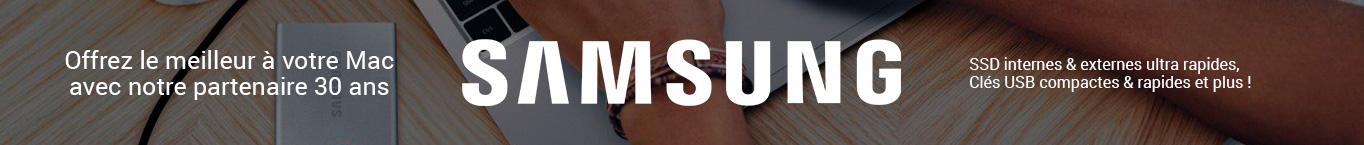 Samsung page marque