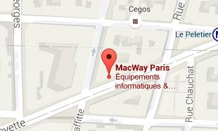 Carte pour accéder à MacWay NOTRE_MAGASIN_PARIS