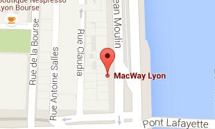 Carte pour accéder à MacWay NOTRE_MAGASIN_LYON
