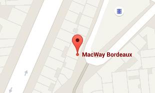 Carte pour accéder à MacWay NOTRE_MAGASIN_BORDEAUX