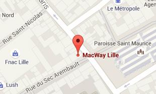 Carte pour accéder à MacWay NOTRE_MAGASIN_LILLE