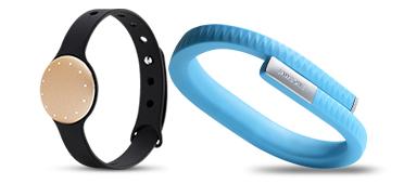 Les bracelets connectés