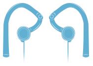 Contours d'oreilles