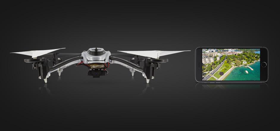 Drone Blackbird Novodio