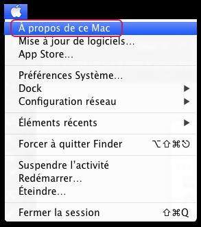 Trouver son identifiant Mac - 1