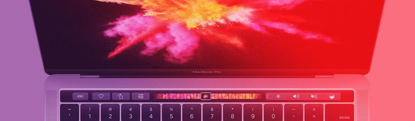 Accessoires pour MacBook Pro Touchbar