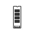 La barrette SSD