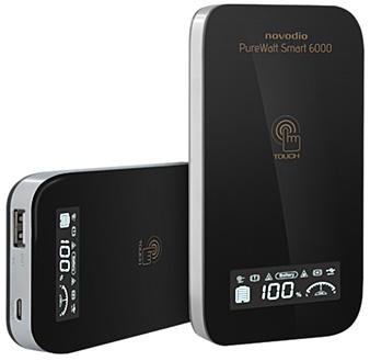 Une batterie externe