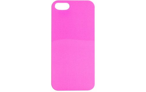 Aperçu 0: Coque Xqisit iPlate Néon iPhone 5/5S rose