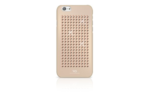 Aperçu 0: White Diamonds Protection Arriere Or Rose Rock Iphone 6/6s**