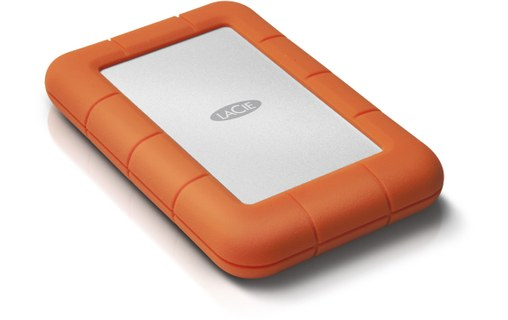 "Aperçu 1: LaCie Rugged Mini 1 To - Disque dur externe 2,5"" USB 3.0"