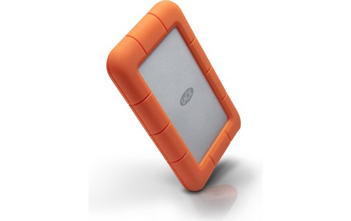 "Aperçu 2: LaCie Rugged Mini 1 To - Disque dur externe 2,5"" USB 3.0"