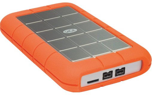 "Aperçu 0: LaCie Rugged Triple 2 To - Disque dur externe 2,5"" USB 3.0/FireWire 800"