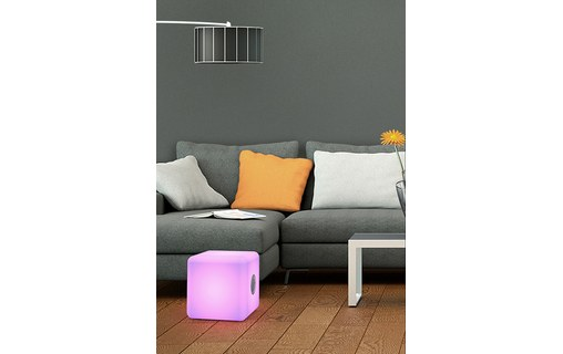 colorblock colorcube m enceinte ext rieure bluetooth. Black Bedroom Furniture Sets. Home Design Ideas