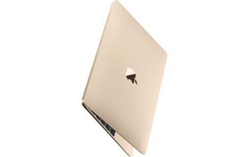 "Aperçu 1: MacBook 12"" Or Retina Core m5 bicoeur 1,2 GHz 8 Go 512 Go"