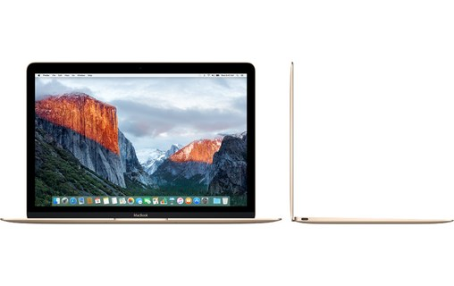 "Aperçu 2: MacBook 12"" Or Retina Core m3 bicoeur 1,1 GHz 8 Go 256 Go"
