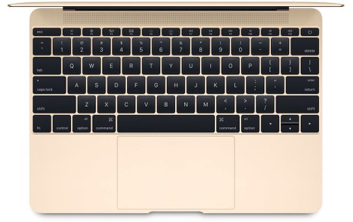 "Aperçu 3: MacBook 12"" Or Retina Core m3 bicoeur 1,1 GHz 8 Go 256 Go"