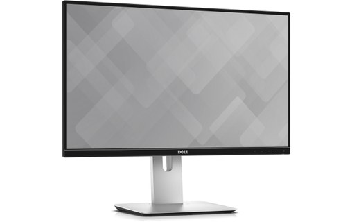 "Aperçu 8: DELL UltraSharp U2417H 23.8"" Full HD IPS Matt Noir, Argent"