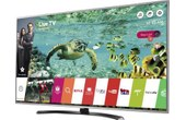 Achat TV LG 55UH668V 4K 1700 PMI SMART TV