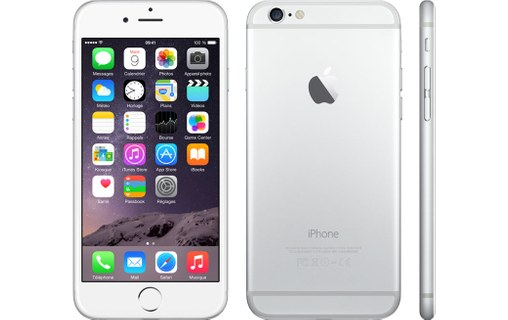 Aperçu 0: Apple iPhone 6 Plus 64 Go Argent