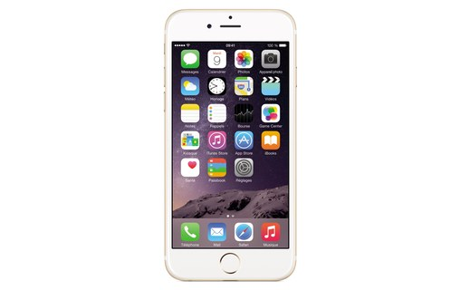 Aperçu 2: Apple iPhone 6 Plus 16 Go Or