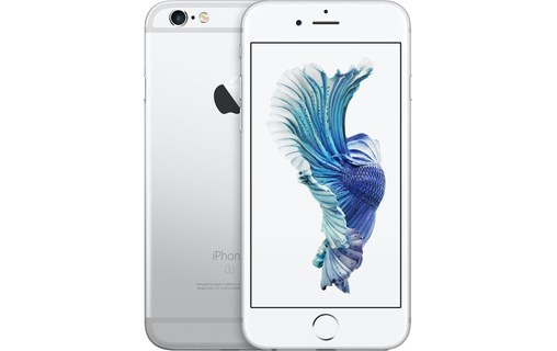 Aperçu 0: Apple iPhone 6s 128 Go Argent