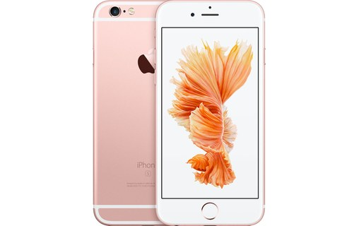 Aperçu 0: Apple iPhone 6s 64 Go Or Rose