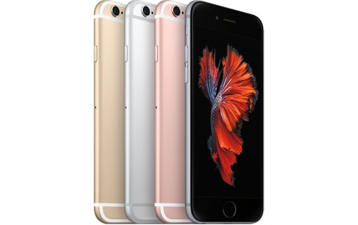 Aperçu 2: Apple iPhone 6s 128 Go Argent