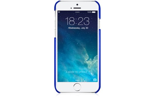 Aperçu 1: MacAlly Protective Snap On Bleu - Coque de protection pour iPhone 6+ / 6s Plus