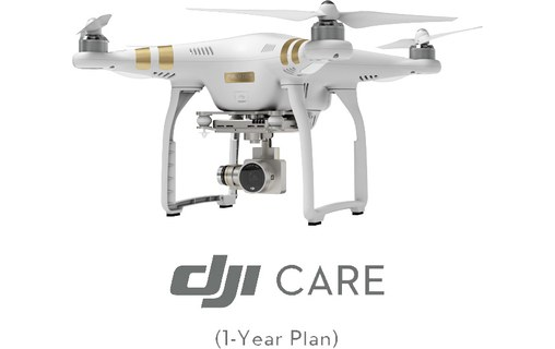 Aperçu 0: DJI Care - Extension de garantie 1 an pour Phantom 3 Professional