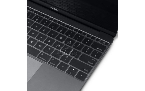 Aperçu 4: Macally KBGuardMB-C - Protection clavier pour MacBook 12""