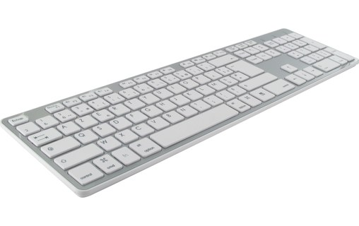 Aperçu 0: Mobility Lab Design Touch USB Blanc - Clavier AZERTY USB Mac