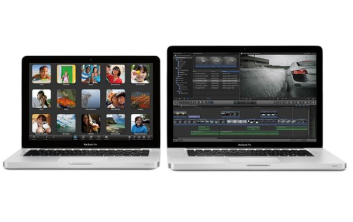 "Aperçu 1: MacBook Pro 15"" Core i7 quadricoeur 2,3 GHz 4 Go 500 Go 5400 tr/min SD"