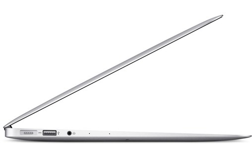 "Aperçu 2: MacBook Air 11"" Dual Core i5 1,6 GHz 4 Go SSD 256 Go Iris HD 6000"