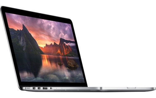 "Aperçu 0: MacBook Pro 15"" Retina quadricoeur Core i7 2,2 Ghz 16 Go 1 To Intel Iris Pro"
