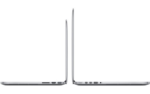 "Aperçu 2: MacBook Pro 15"" Retina quadricoeur Core i7 2,2 Ghz 16 Go 1 To Intel Iris Pro"