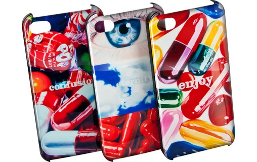 Aperçu 0: Novodio ArtCase Enjoy + Confusion + Eternity - Pack de 3 coques iPhone 4 / 4S