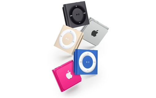 Aperçu 4: iPod shuffle Rose - 2 Go Apple Mac/PC