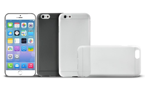 Aperçu 2: Puro Crystal Cover Transparent - Coque pour iPhone 6 / 6s