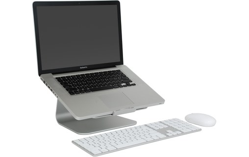 Aperçu 1: Rain Design mStand Silver pour MacBook et MacBook Pro (support pour portable)