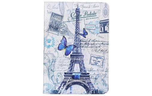 Aperçu 0: Etui iPad Air 2 motif Tour Eiffel