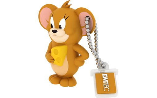 Aperçu 0: Emtec 8GB Jerry 8Go USB 2.0 Type-A Multicolore lecteur USB flash