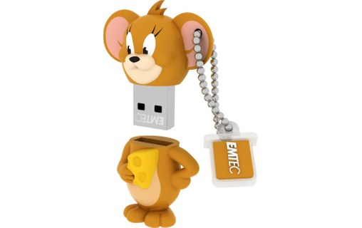 Aperçu 1: Emtec 8GB Jerry 8Go USB 2.0 Type-A Multicolore lecteur USB flash