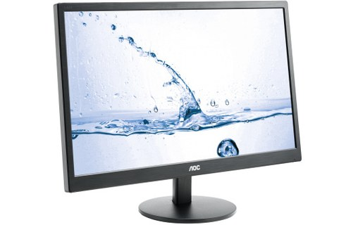 "Aperçu 0: AOC M2470SWH 23.6"" Black Full HD LED display"