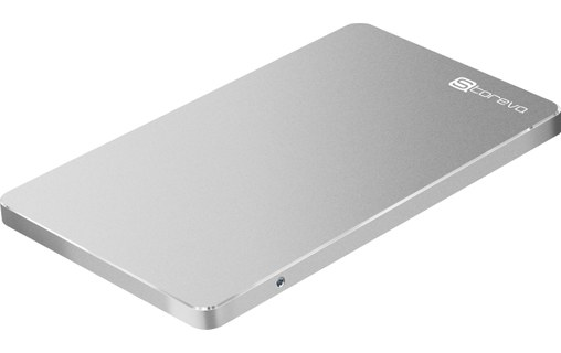 "Aperçu 0: Storeva Arrow Type C USB 3.1 Silver 2,5"" 500 Go"
